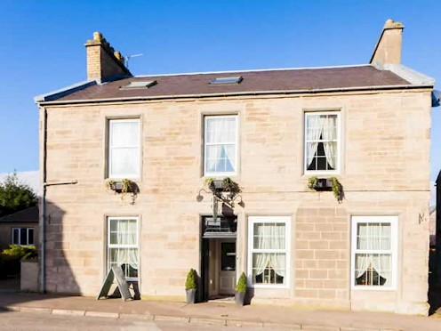 Guest house perthshire gleneagles golf packages for Allandale house